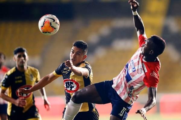 Coquimbo Unido mantiene viva la ilusión del fútbol chileno y Los Viking 5 en Copa Sudamericana