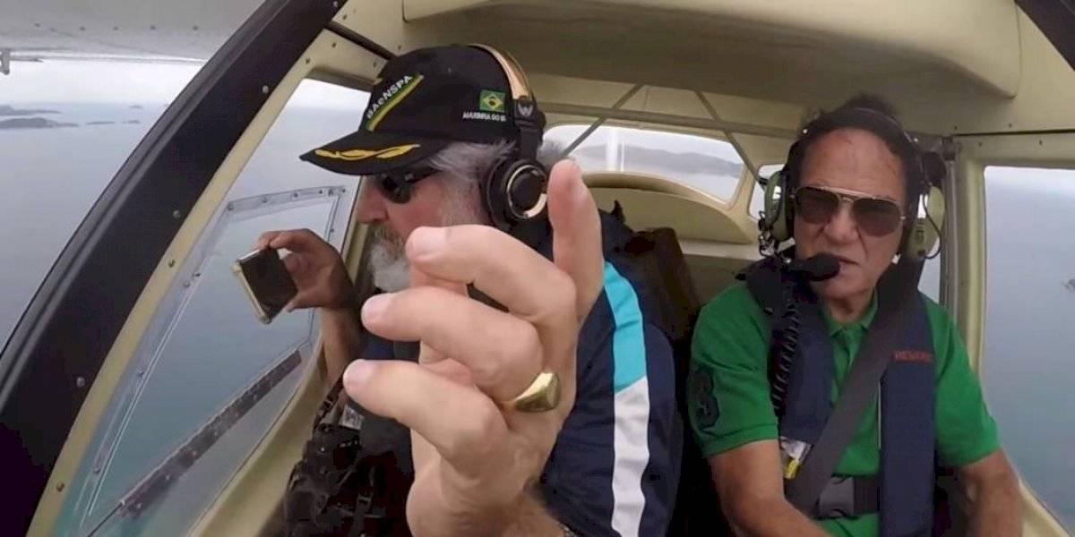 Increíble: un iPhone cae desde una avioneta, graba toda su trayectoria y fue encontrado intacto