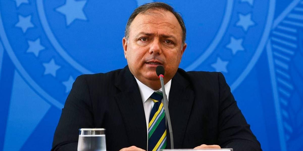 Pazuello promete entregar 230 milhões de doses até 31 de julho
