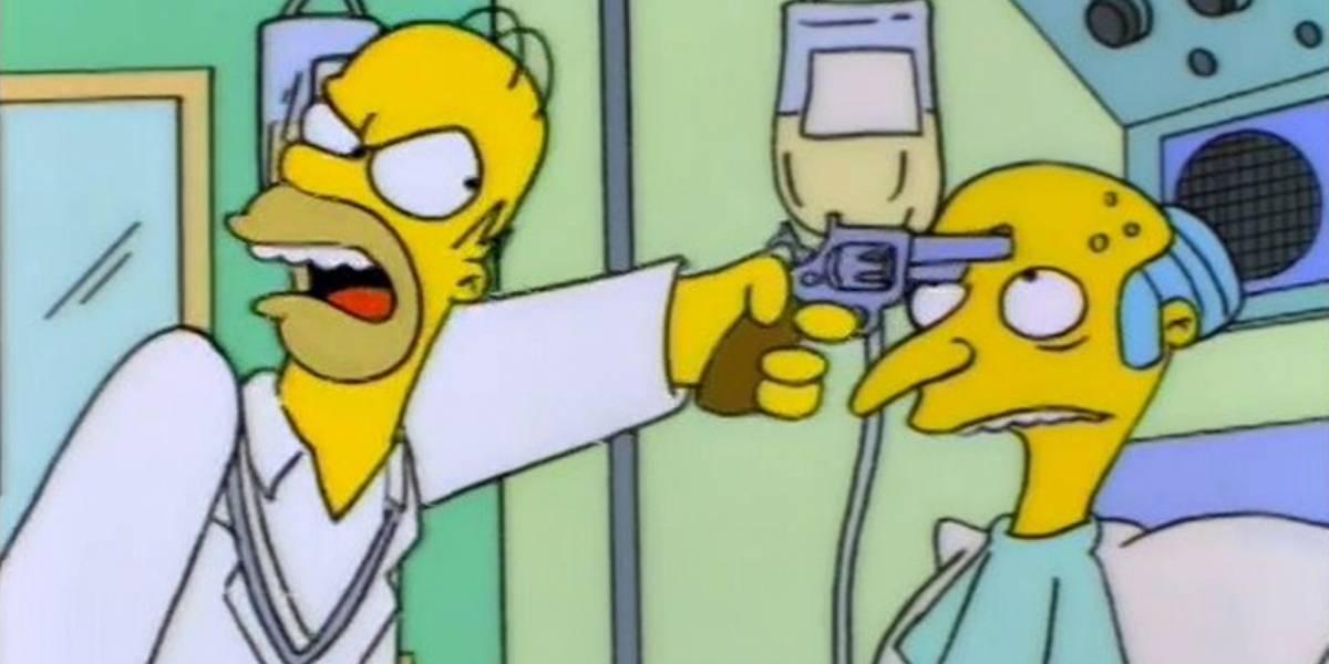 Los Simpson: ¿quién realmente le disparó al Sr. Burns? Hay nueva evidencia