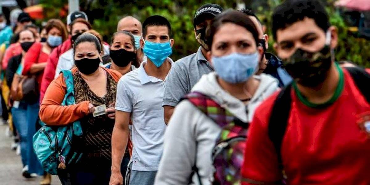 ¡La peor cifra! Estados Unidos comienza el 2021 superando los 20 millones de contagiados
