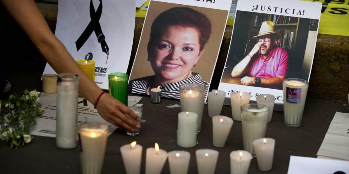 Detienen a exalcalde mexicano por asesinato de periodista