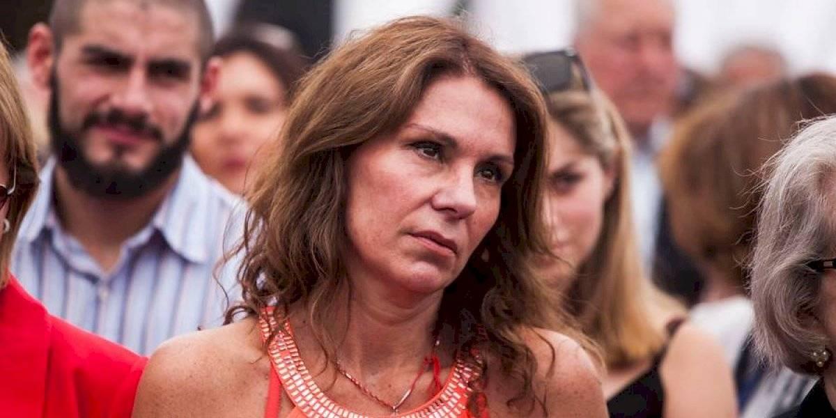 Hija de Pinochet baja su candidatura para ser concejal en Vitacura