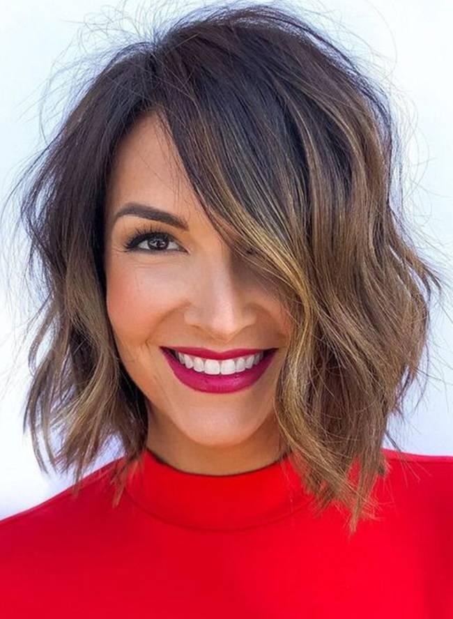 Tintes de cabello 2021 para morenas