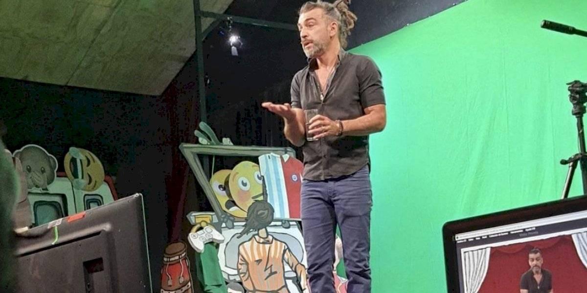 """""""Quedo atento a tus comentarios"""": Jorge Alis se estrena en los show por streaming en pandemia"""