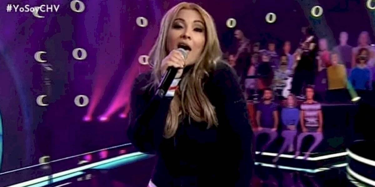 """""""Yo Soy"""": doble de Amaia Montero se lanza contra CHV y asegura que """"nos engañaron"""""""