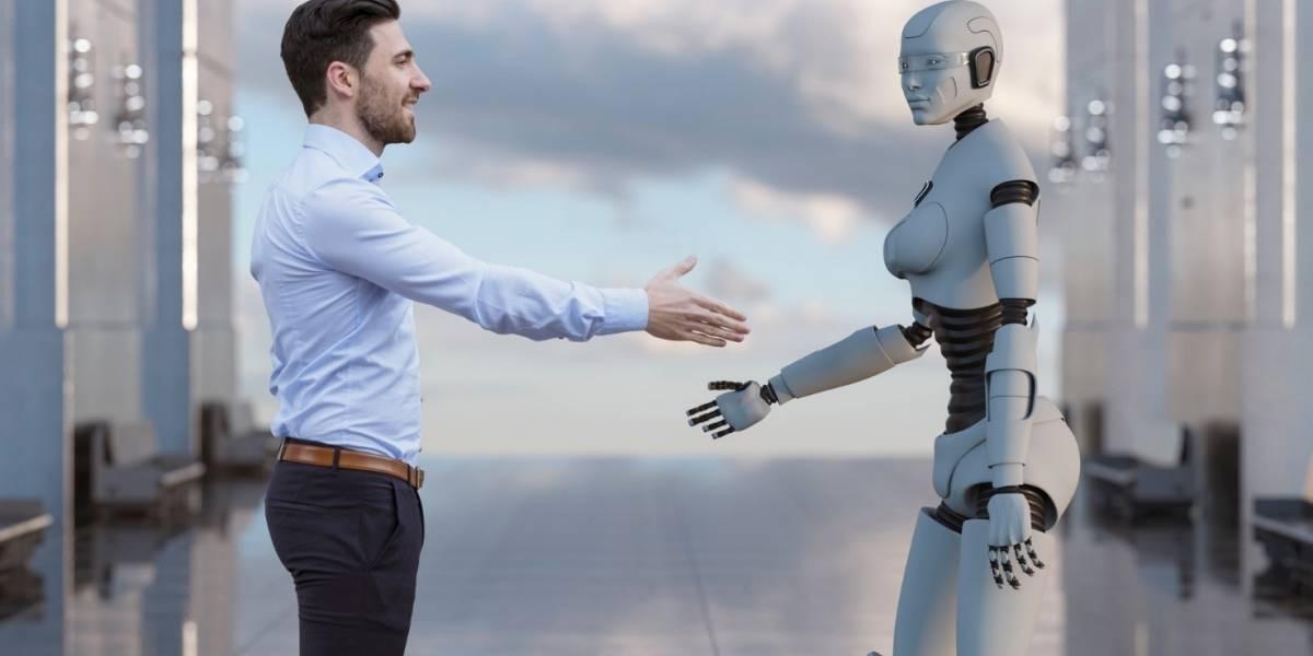 La interacción entre los humanos y los robots humanoides podría ser sorprendentemente fluida