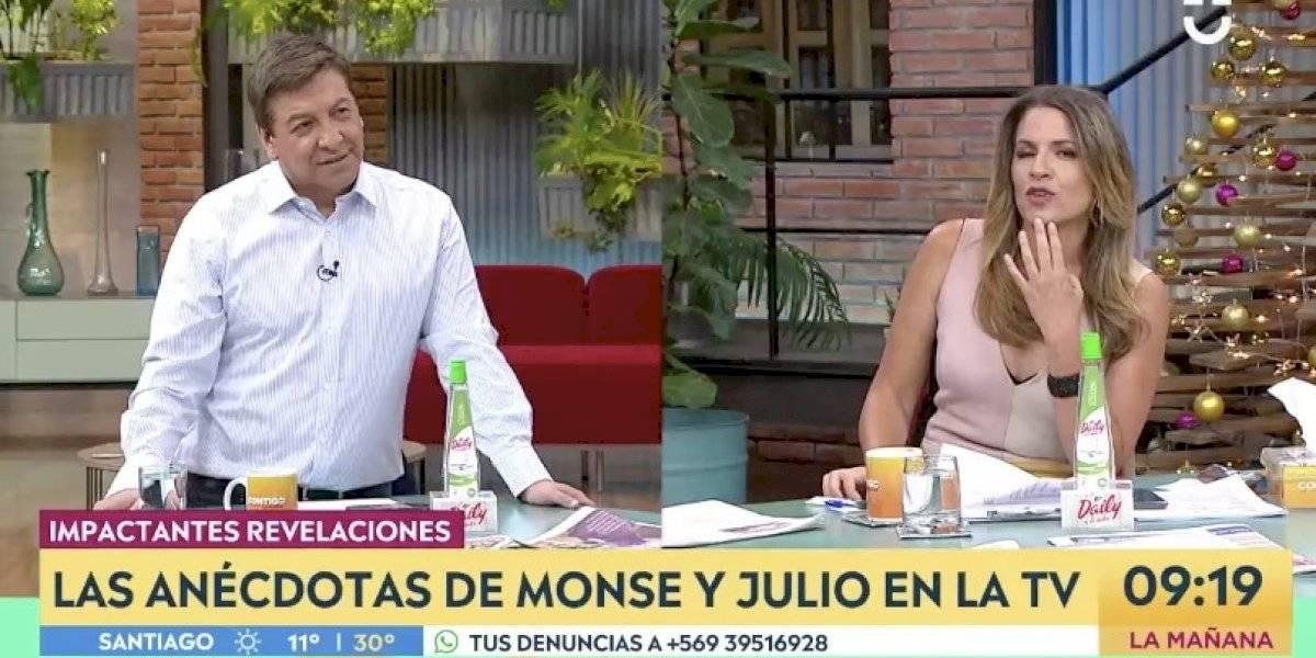 """Monserrat Álvarez hizo confesión """"hot"""": ha tenido sueños eróticos con compañeros de conducción"""