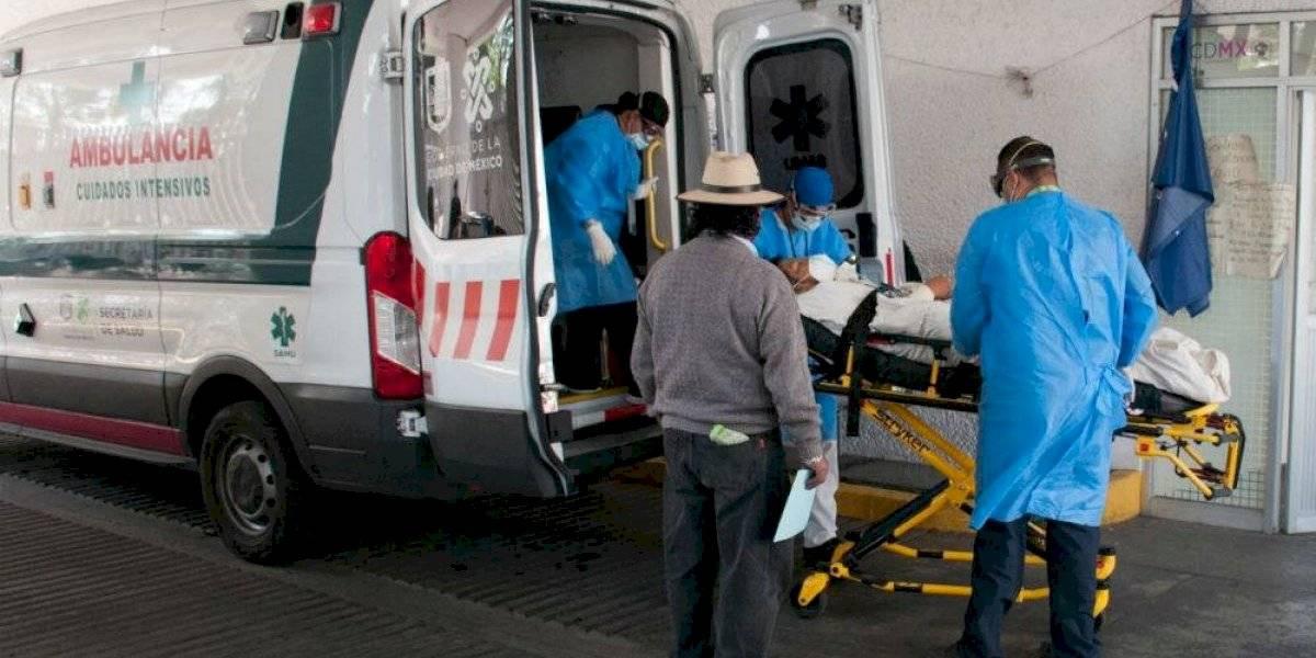 México supera 116 mil muertes por Covid-19; hay más de un millón 289 mil casos acumulados