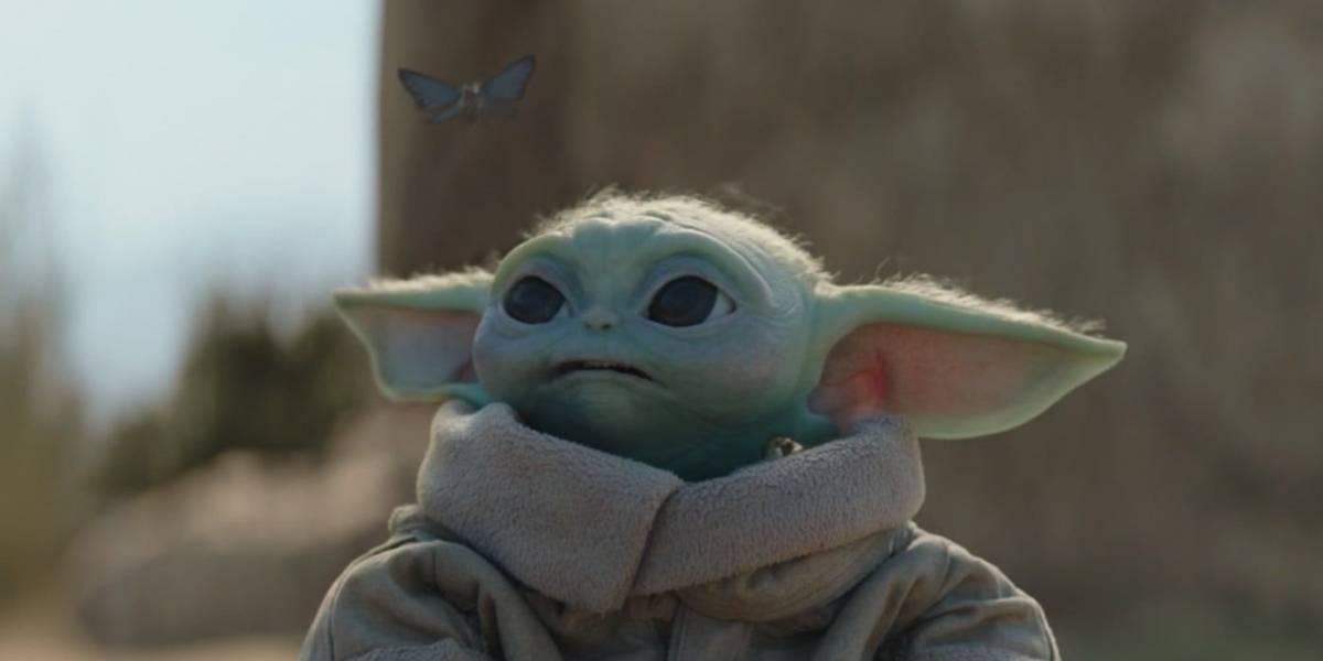 Activa el Grogu/'Baby Yoda' 3D en Google y sácate una foto con el maravilloso personaje de 'The Mandalorian'