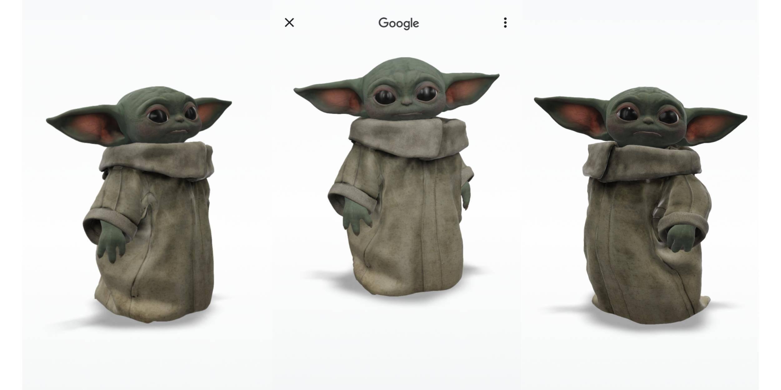 Grogu Google