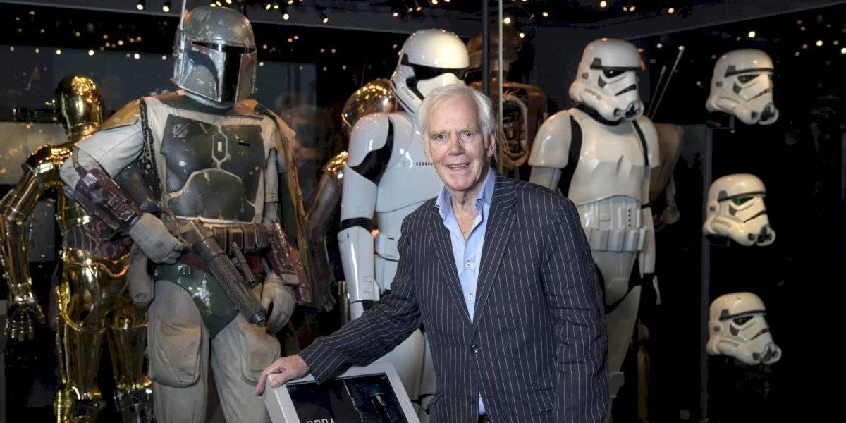 Muere el actor Jeremy Bulloch, quien interpretó a Boba Fett en Star Wars