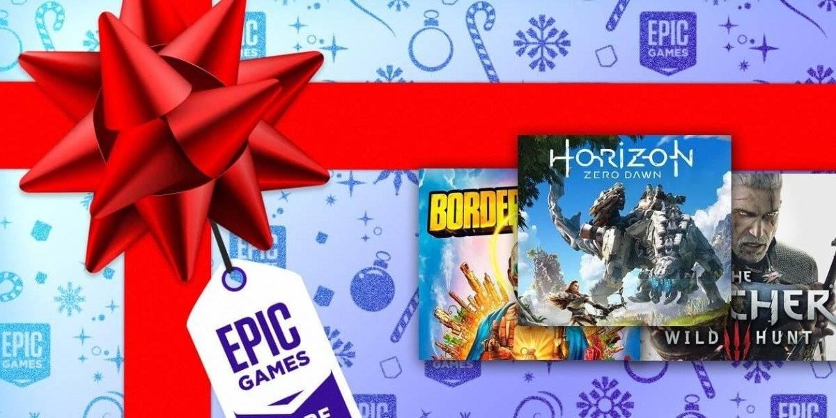 Epic Games Store: comenzó el evento navideño de descarga gratuita de videojuegos para PC