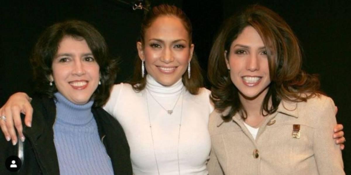 Hermana de Jennifer Lopez sorprende con 'look' parecido al de la diva del Bronx