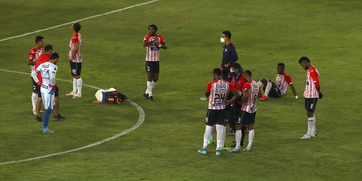 """Capitán de Junior explota tras clasificación de Coquimbo: """"Nos quisieron descaradamente debilitar"""""""