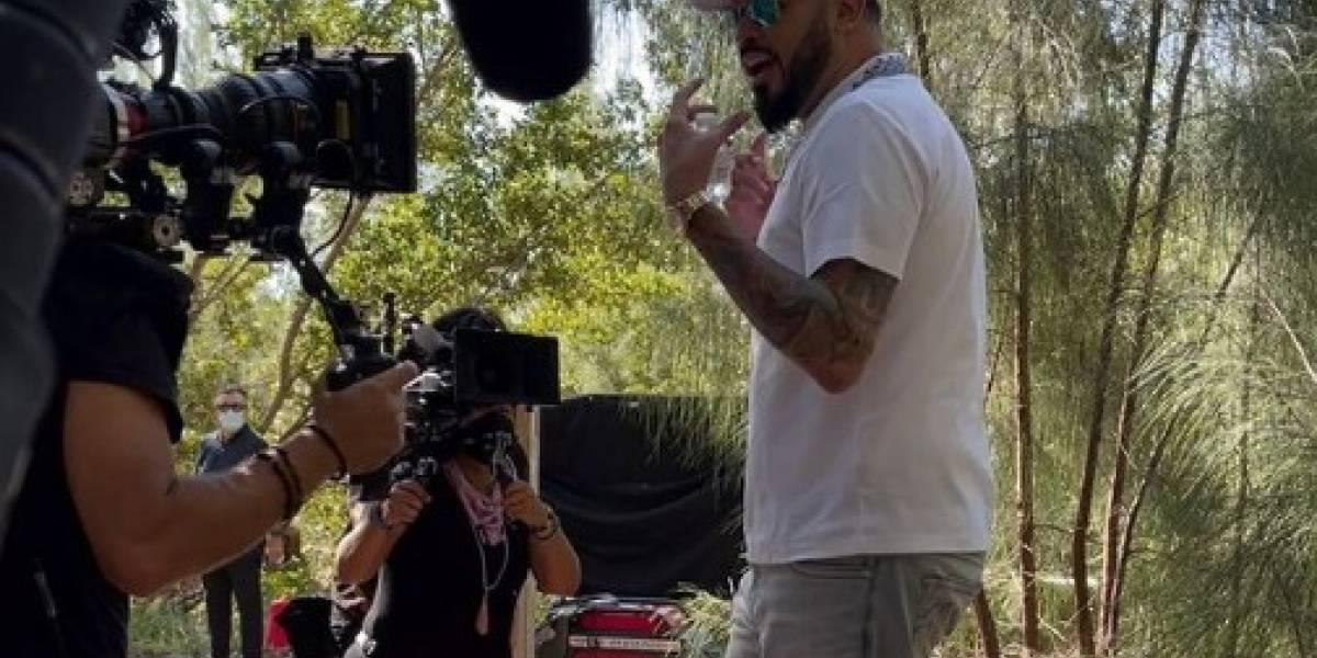 Raphy Pina le brinda otra oportunidad al cantante Tony Dize