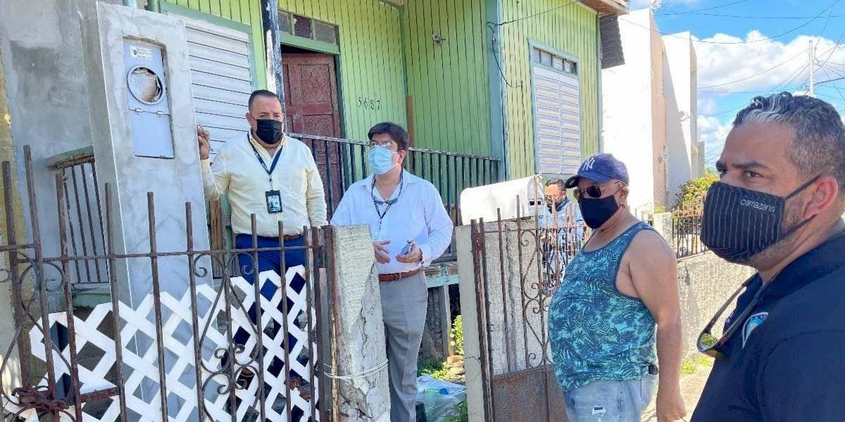 Héctor Delgado y su fundación reconstruirán techos a casas afectadas por huracán María