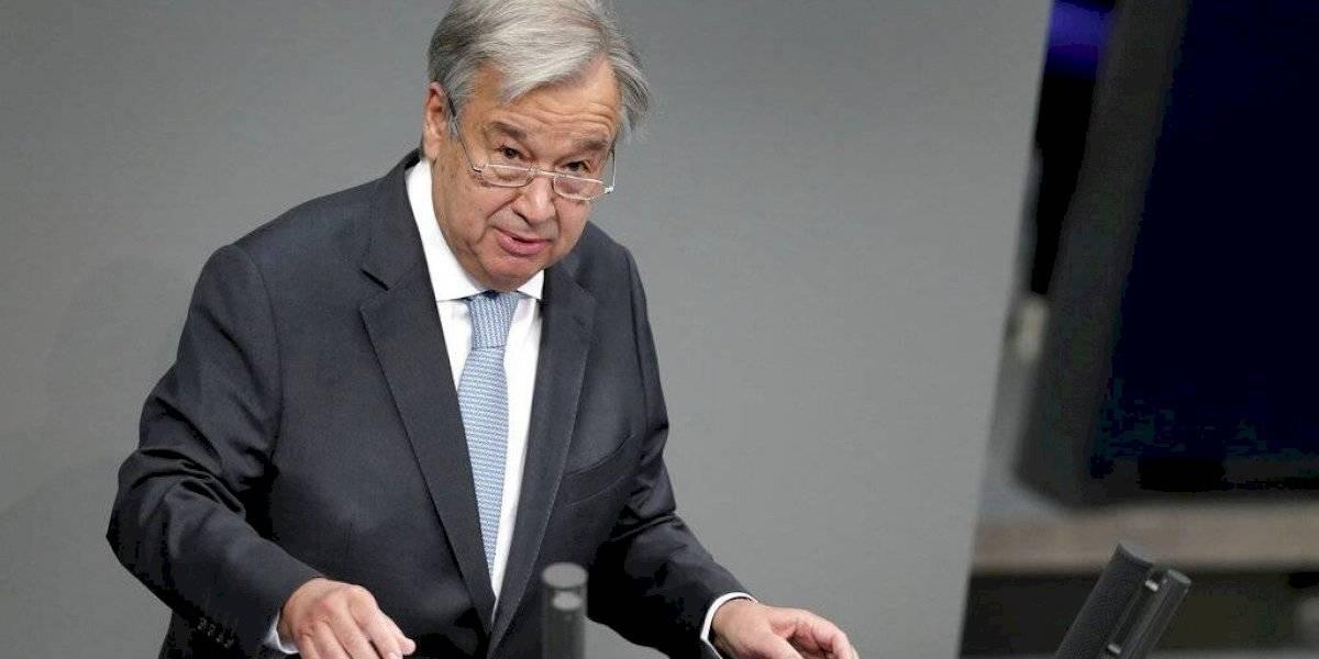 Líder de la ONU resalta necesidad de vacuna para todos