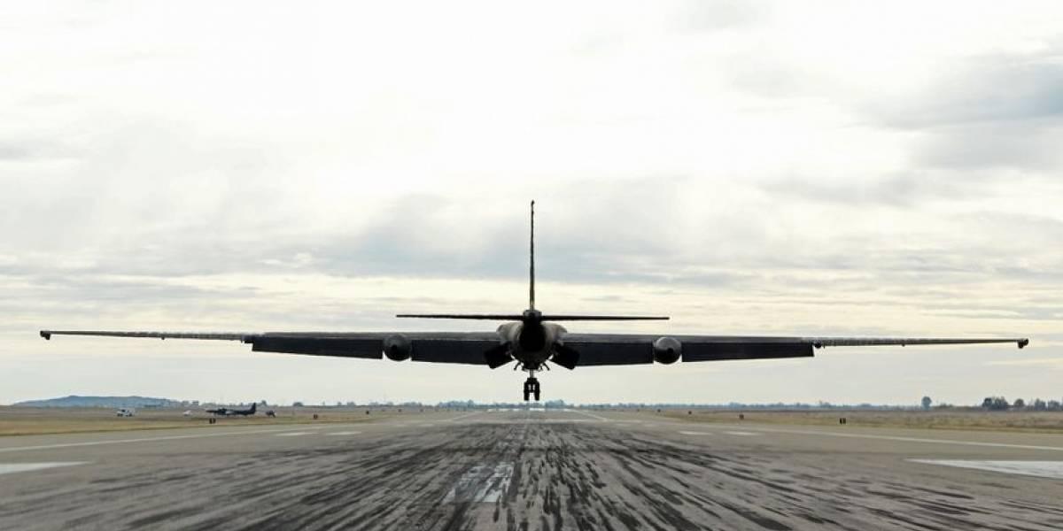 Pilotar un avión espía U-2 utilizando Inteligencia Artificial: reto superado
