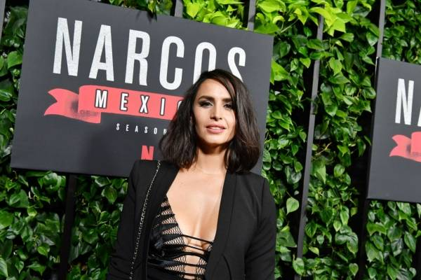 Fernanda Urrejola protagonizará la nueva película de Clint Eastwood junto a la leyenda del cine country