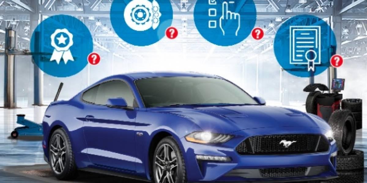 Infografía: Ford Blue Certificate es el programa de certificación de autos seminuevos