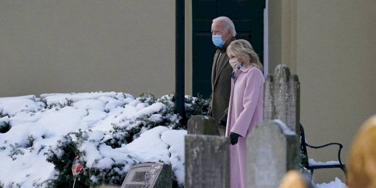 Joe Biden y su esposa se vacunarán contra el coronavirus el lunes