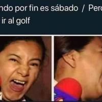 """Los memes de Samuel García: Su """"sueldito"""", el golf y el machismo"""
