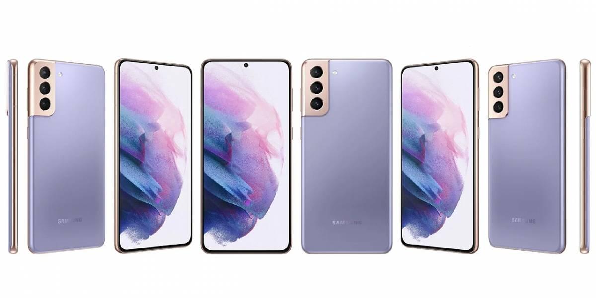 Samsung Galaxy: esta es la diferencia de tamaños de los S20 y S21