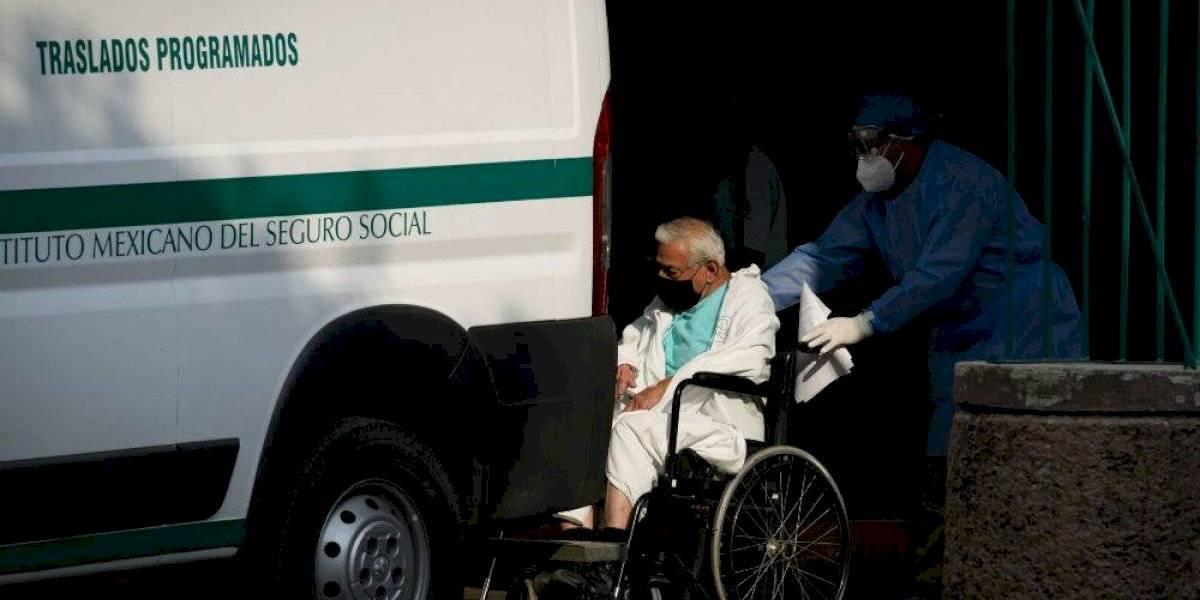Con semáforo rojo en Valle de México, se registran un millón 301,546 casos acumulados de Covid-19