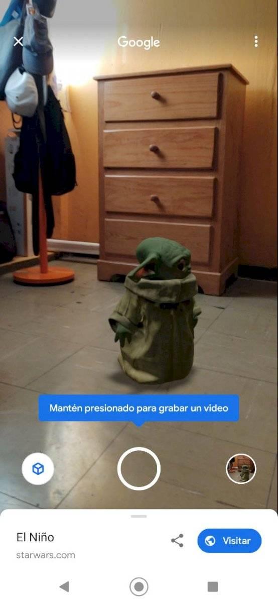 Baby Yoda Grogu Google Star Wars