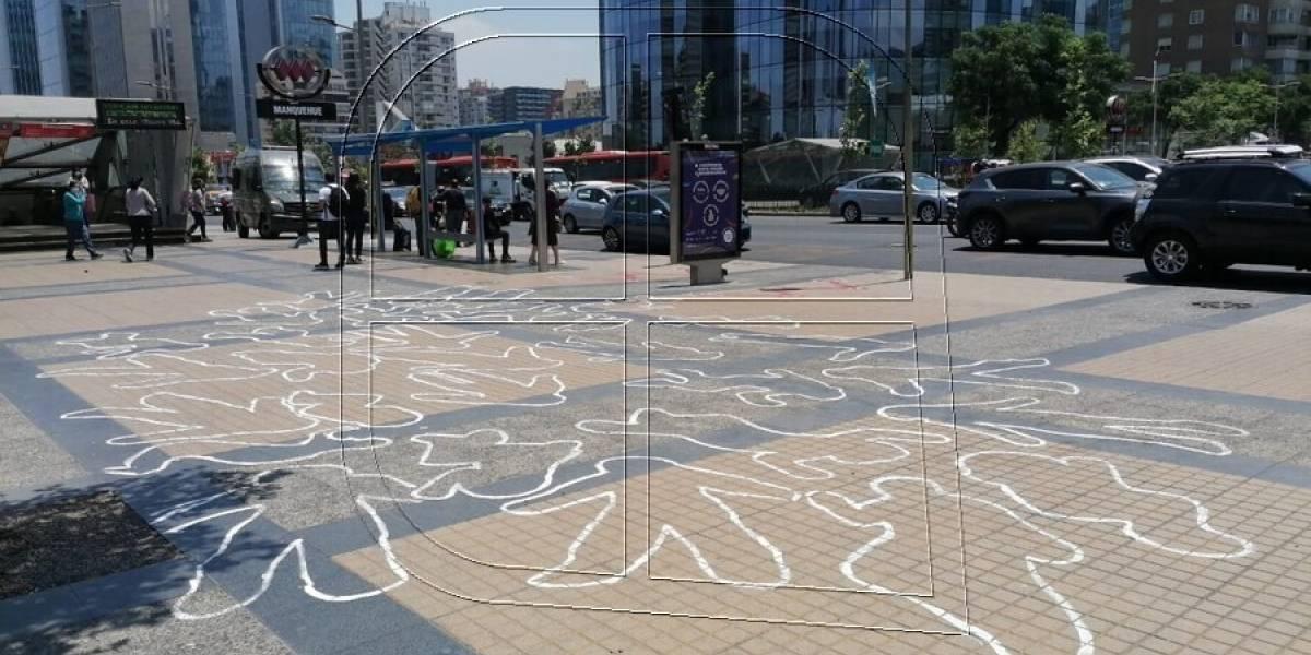 Natalia Valdebenito se suma a las manifestaciones del Día Nacional Contra el Femicidio