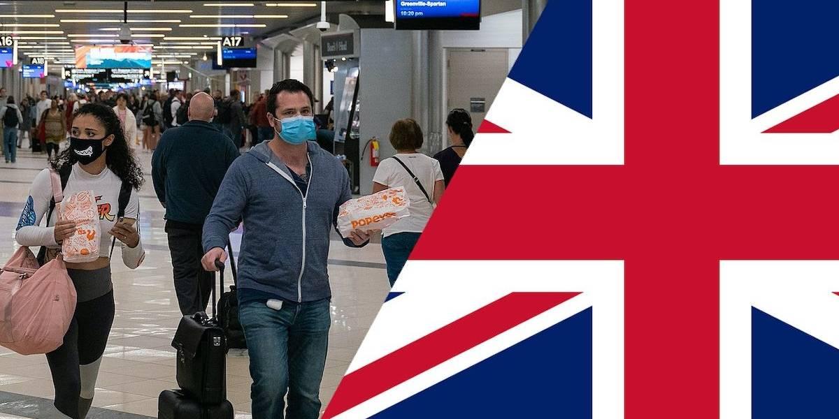 Se acabó la Navidad en Inglaterra: gobierno decreta cuarentena total en Londres y el sureste del país
