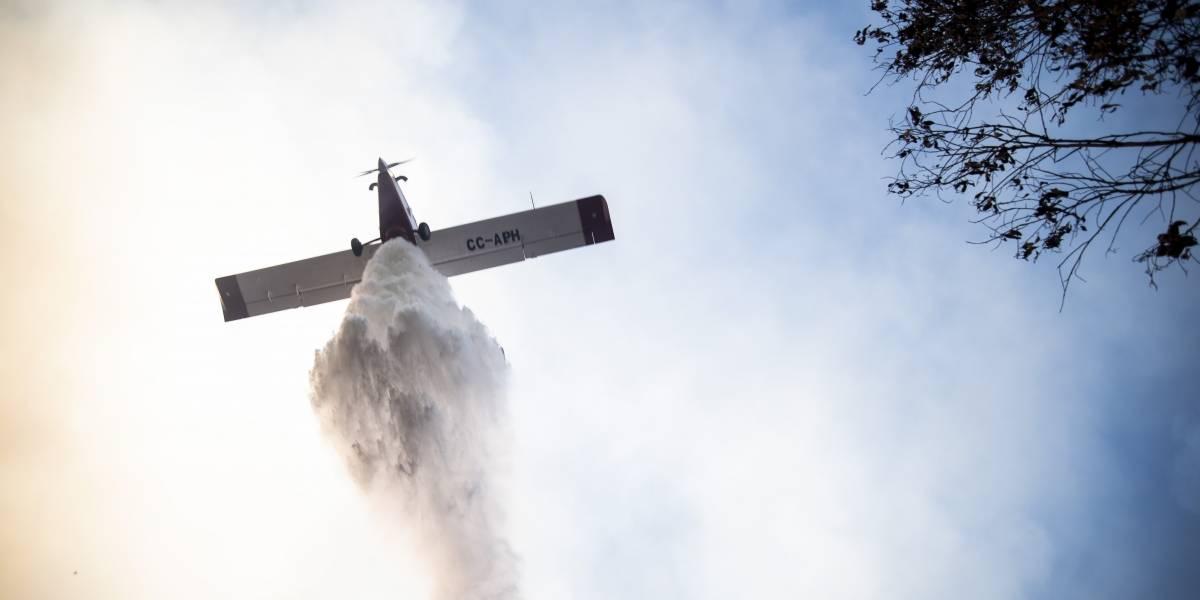 Alerta Temprana Preventiva para la RM por amenaza de incendios forestales