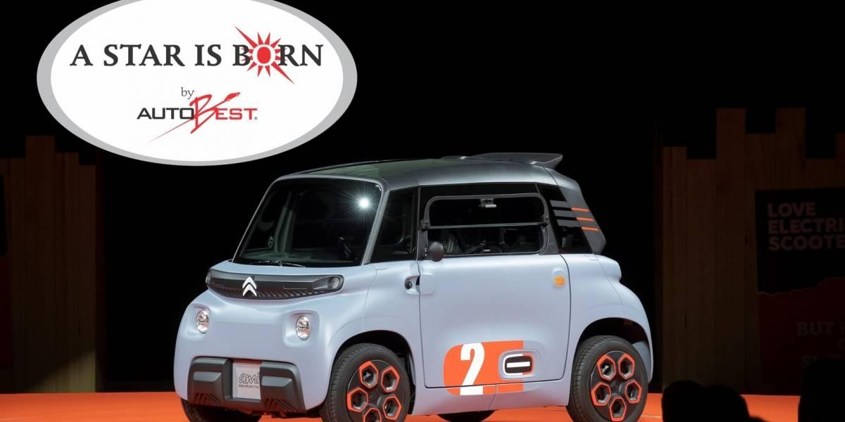 Citroën Ami recibe especial distinción por parte del jurado de AutoBest