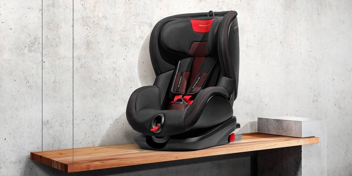 Porsche estrena una nueva generación de sillas de niños