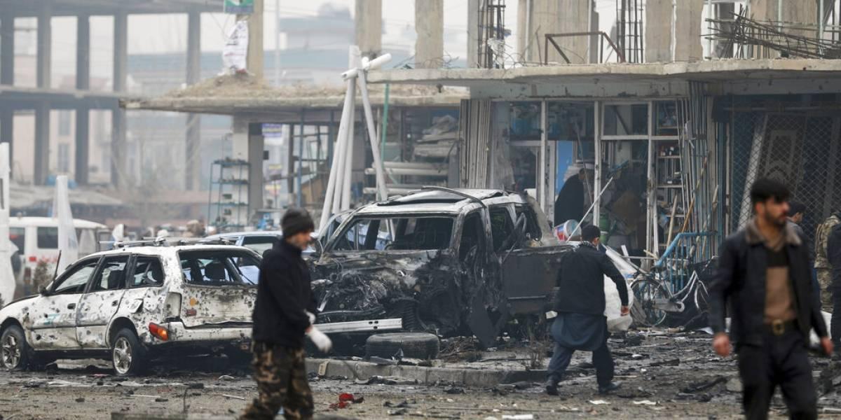 Nueve muertos por un coche bomba en Afganistán
