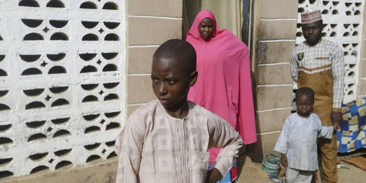 Emotivo reencuentro tras secuestro de niños en Nigeria