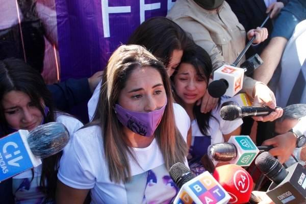 """Hermana de Fernanda Maciel pidió justicia: """"No por ser personas de escasos recursos tienen que dejar de investigar"""""""
