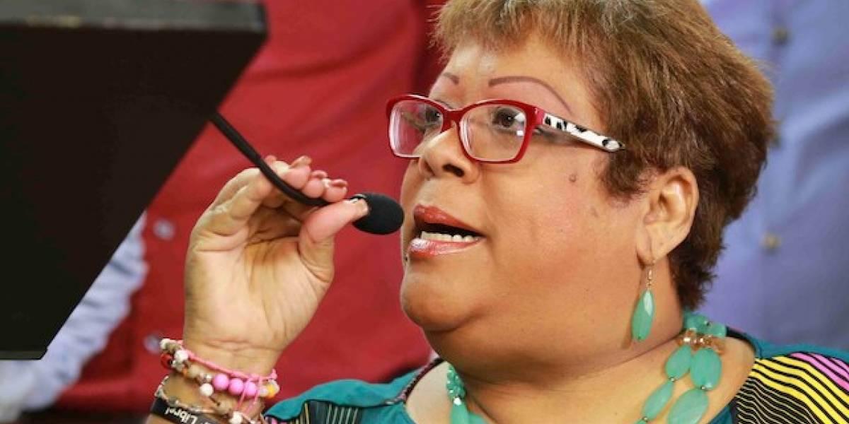 Se recupera favorablemente presidenta de la Organización de Mujeres Populares
