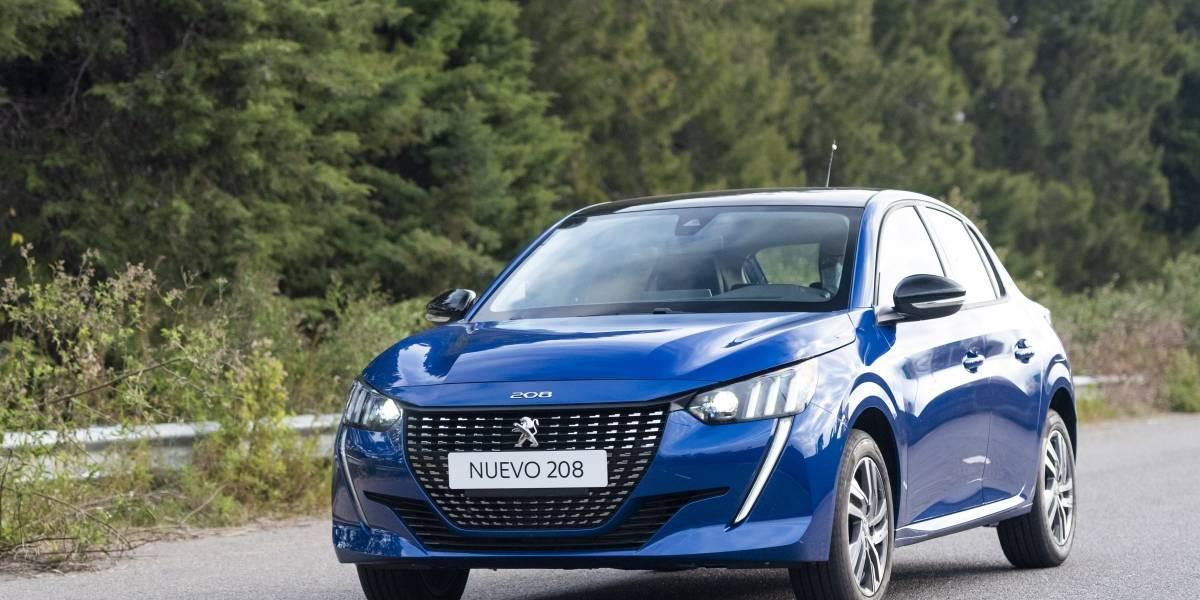 Peugeot lanza en Chile la exitosa renovación del 208