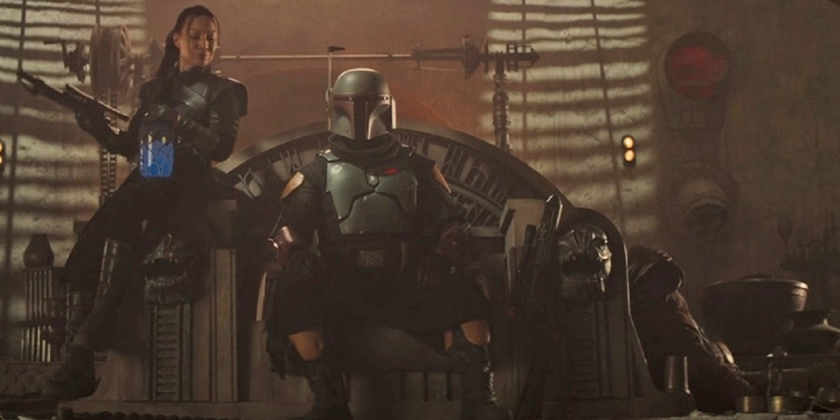 The Mandalorian: qué es The Book of Boba Fett