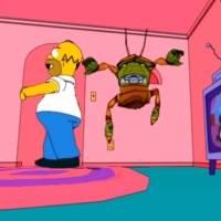 Los Simpson tiene un juego perdido para la Dreamcast y aquí está en video