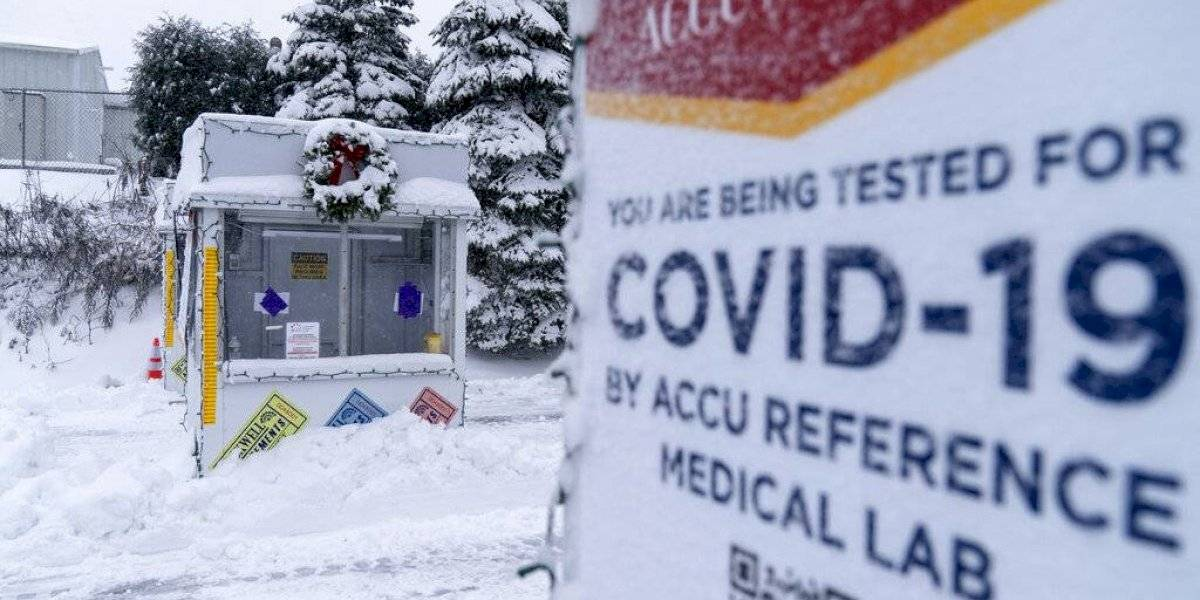 Coronavirus lleva un invierno de incertidumbre a Estados Unidos