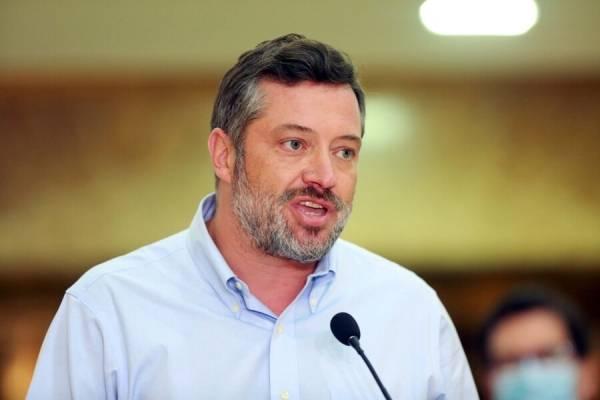 """Sebastián Sichel: """"Soy candidato a Presidente como independiente en la primaria de Chile Vamos"""""""