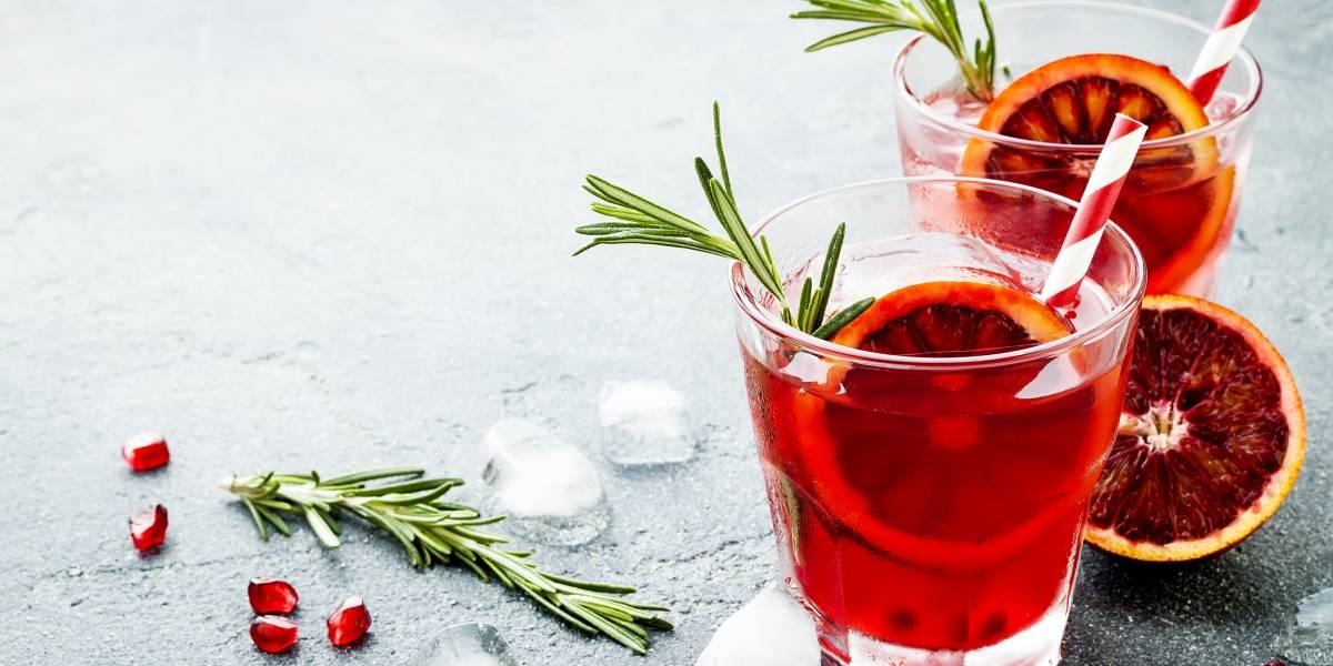 Cinco cócteles para sorprender y brindar en esta Navidad y Año Nuevo