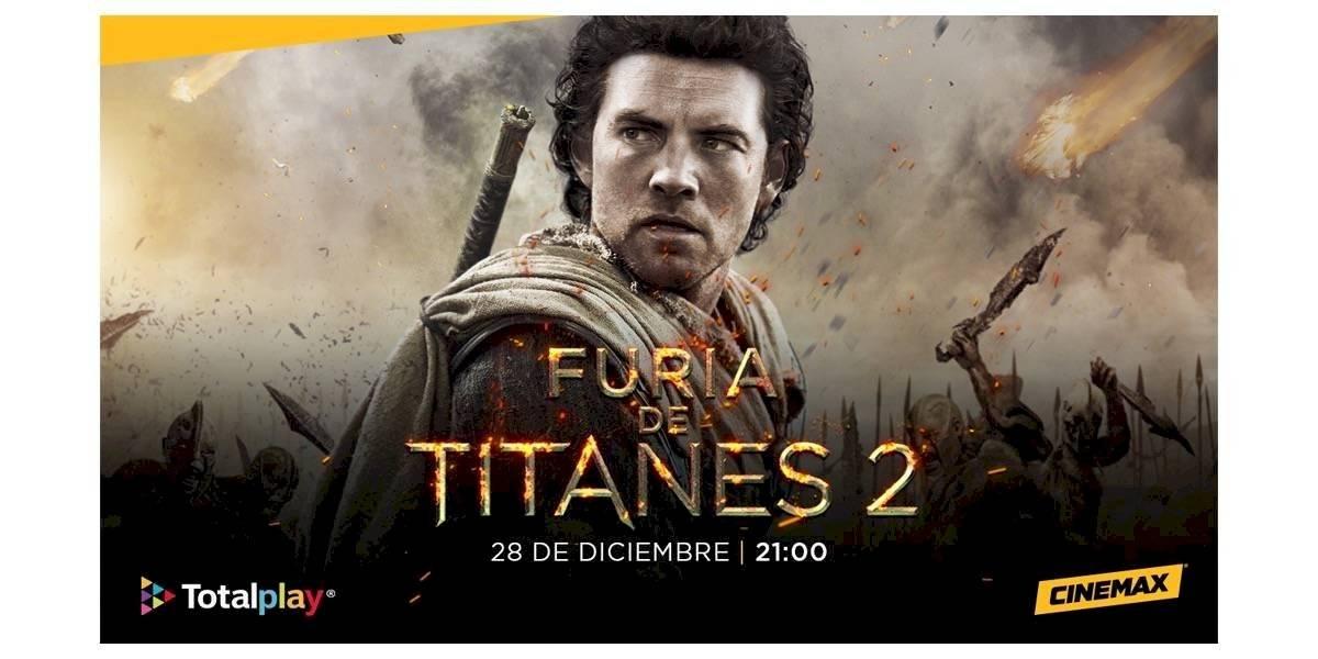 Furia de Titanes 2, un festín para tus ojos