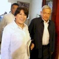 Delfina Gómez Álvarez es la nueva secretaria de Educación