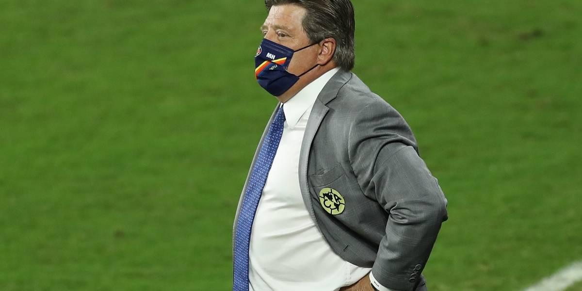Miguel Herrera, un entrenador que pierde la cabeza