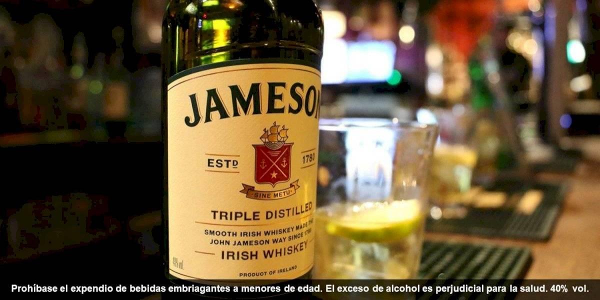 Participa por un increíble Jameson kit, solo prueba tus conocimientos