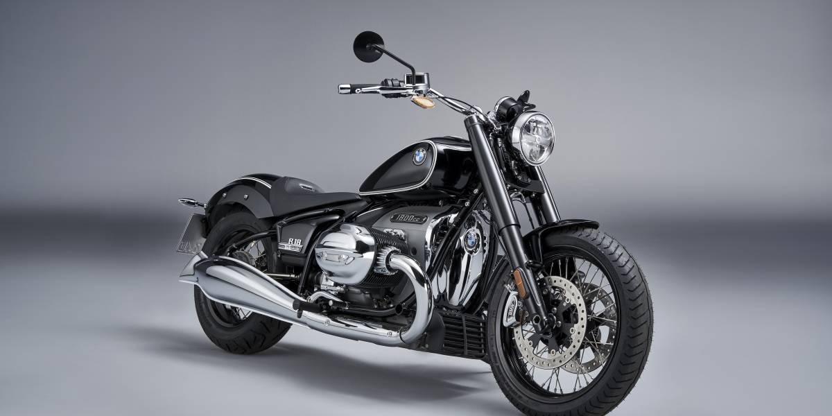 BMW Motorrad regresa al segmento cruiser con la nueva R18